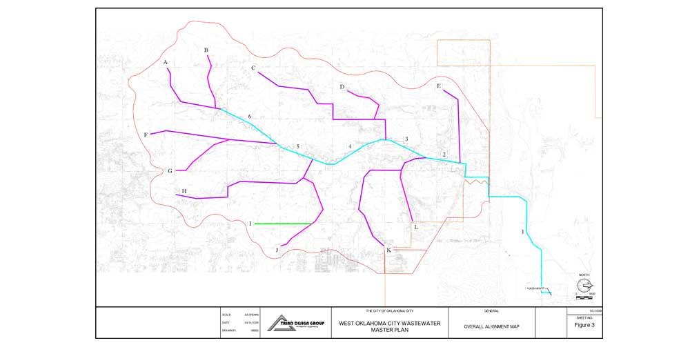 West OKC Wastewater Master Plan
