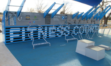 OKS Parks Fitness Courts